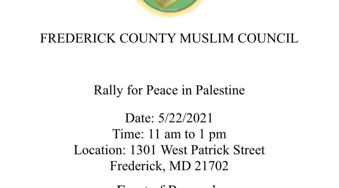 Peace Rally for Palestine